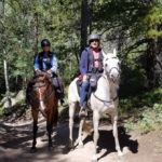 The Last Ride in the Rockies