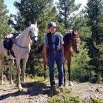 The Crosier Mountain Trail (Glen Haven, CO)